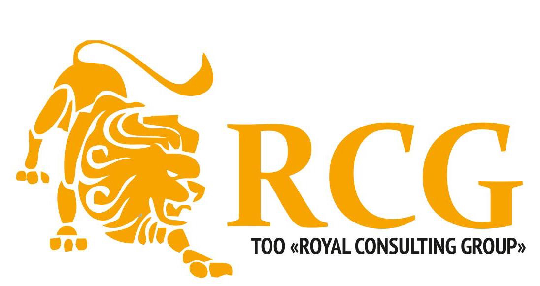 Логотип ТОО Royal Consulting Group